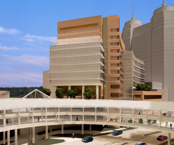 TCH Maternity Center, Texas Medical Center, Houston, TX